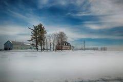 farmhouse Imagem de Stock