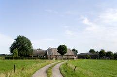 farmhouse Στοκ εικόνες με δικαίωμα ελεύθερης χρήσης