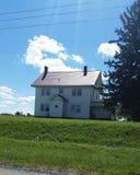 farmhouse Στοκ εικόνα με δικαίωμα ελεύθερης χρήσης