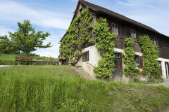 Farmhouse in Bavaria Stock Photos