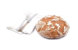 Farmhouse bread Stock Photos