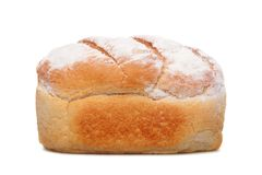 Farmhouse bread loaf Royalty Free Stock Images