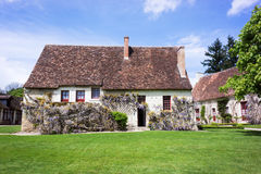 A Farmhouse at Chenonceau, France Royalty Free Stock Photos