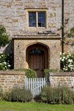 Farmhouse doorway Royalty Free Stock Image