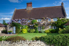 Farmhouse in England Royalty Free Stock Photo