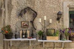 Farmhouse Exterior - Croatia Stock Images