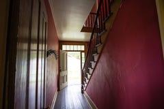 Farmhouse Front Interior Entryway Stock Photos