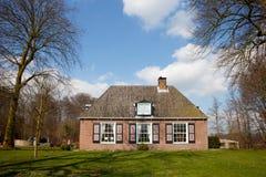 Farmhouse in Holland Stock Photos