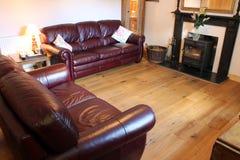Farmhouse Living Room royalty free stock image