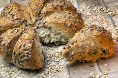 Farmhouse Loaf Royalty Free Stock Images