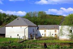 Farmhouse Stock Photos