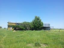 Farmhouse. Permaculture Farm in Entre Rios, Argentina Royalty Free Stock Photo
