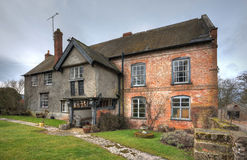 Farmhouse, Shropshire Stock Image