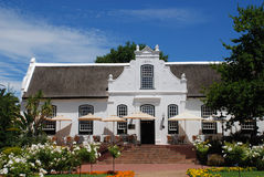 Farmhouse(South Africa) Royalty Free Stock Photography