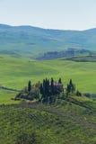 Farmhouse tuscany 2 Stock Photography