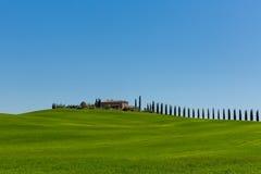 Farmhouse tuscany 3 Stock Photography