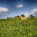 Farmhouse Royalty Free Stock Photography