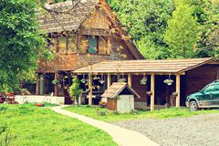 farmhouse fotografia de stock royalty free