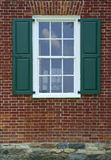 Farmhouse Window Stock Images