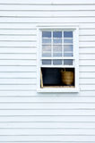 Farmhouse Window Stock Image