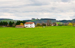 Farmhouses Stock Images