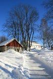 farmhouses Στοκ Φωτογραφία