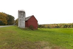 Farming barn Royalty Free Stock Images