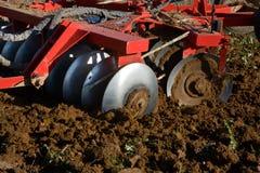 Farming Disks Stock Photos