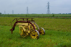 Farming Equipment Royalty Free Stock Photo