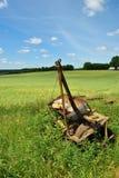 Farming in Frane Stock Image