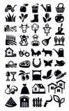 Farming icon Royalty Free Stock Image
