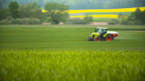 farming Landbouwachtergrond stock footage