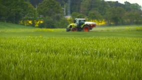 farming Landbouwachtergrond stock videobeelden