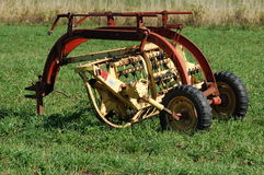 Farming machinery Stock Images