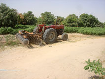 Farming Machinery. In modern farming, machinery makes farming fun and easier Royalty Free Stock Images