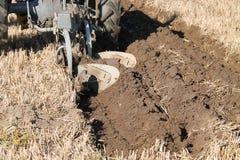 Farming Plough. Stock Images