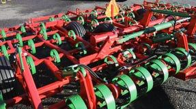 Farming plow Royalty Free Stock Photos