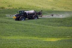 Farming tractor Stock Photo