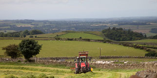 Farming Views around Snowdonia Royalty Free Stock Photo