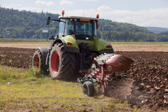 Farming work Royalty Free Stock Photos