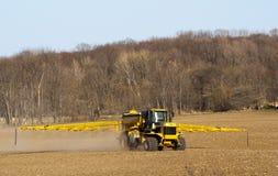 Farml chemischer Sprüh-LKW lizenzfreie stockfotos