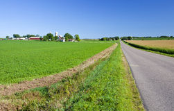 Farmland Stock Photo