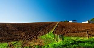 Farmland Royalty Free Stock Photography