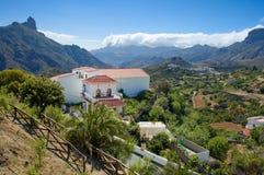 Farmland. At isles canaries, Spain Royalty Free Stock Photo