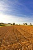 Farmland in autumn Stock Photography