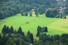 Farmland in germany Royalty Free Stock Images