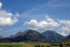Farmland in Montana Royalty Free Stock Photo