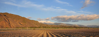 Farmland Panarama Stock Photos