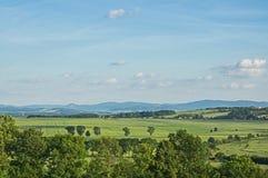 Farmland. Stock Photo