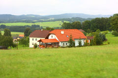 Village in the Austria Stock Images